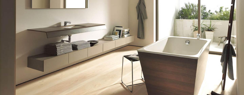 Parquet bagno fabulous download bagno minimalista con la - Parquet nel bagno ...