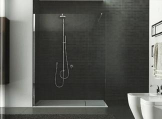 arredobagno a roma cristalli per docce