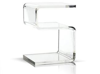 Arredo bagno a roma lavorazioni in plexiglass - Mensole bagno plexiglass ...